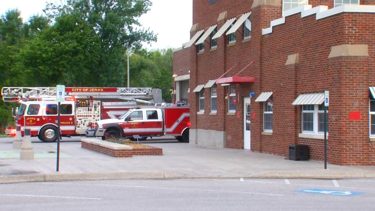 Jenks Firefighters Sleeping Elsewhere Due To Mold In Their Station