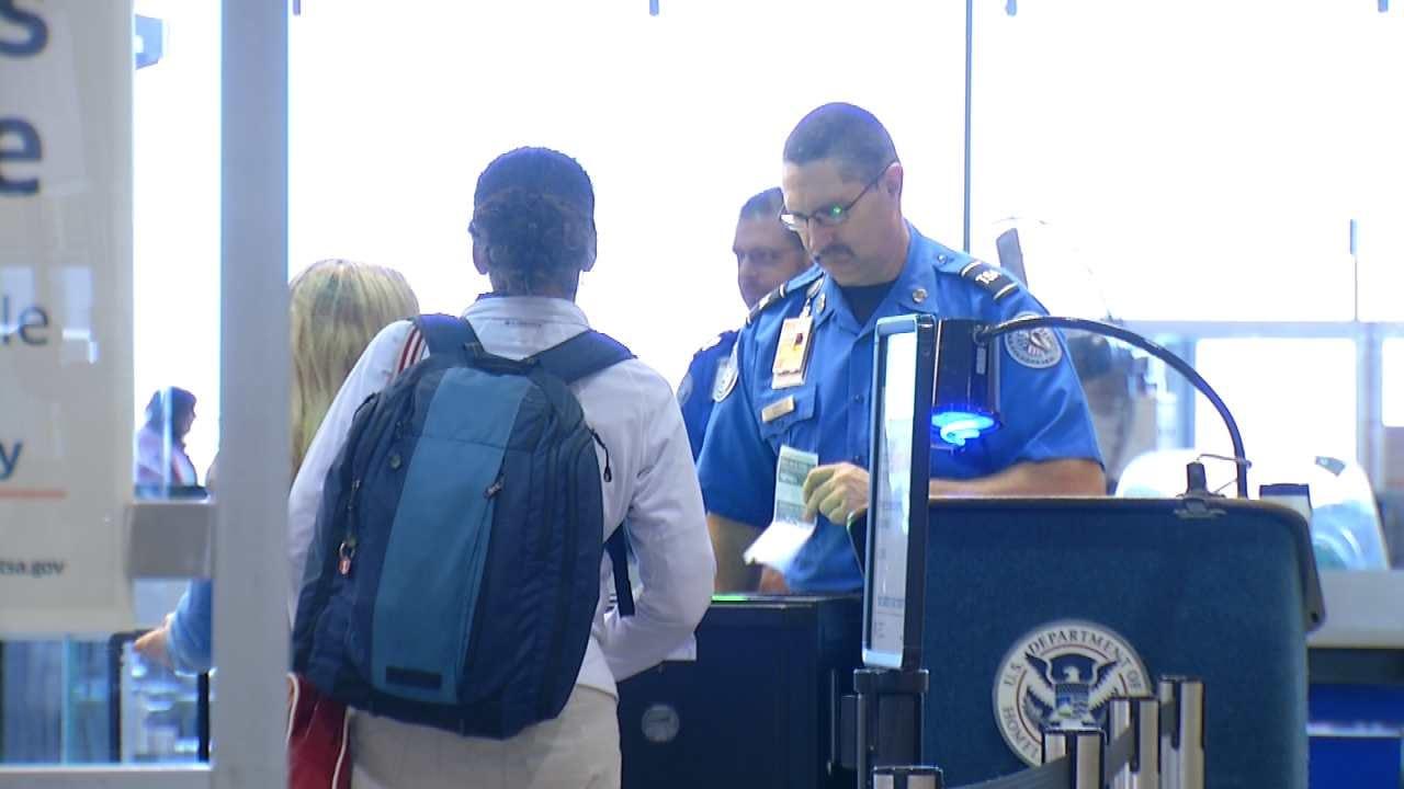 Oklahoma Drivers Licenses Still Acceptable ID At TSA Airport Security