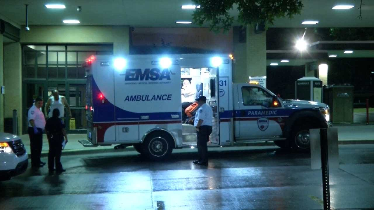 Police: Two Wounded By Air Soft Pellets At Tulsa Transit Bus Terminal