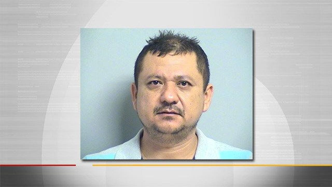 Suspect In Murder Of Tulsa Taxi Owner Returned To Oklahoma