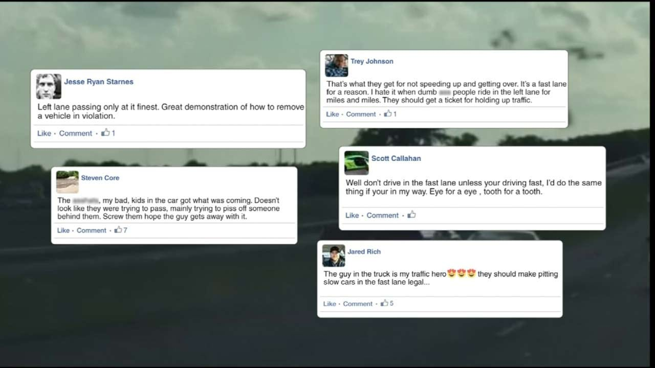 Truck Driver In Muskogee Road Rage Incident Being Defended By Some On Social Media
