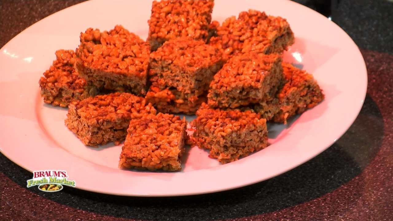 Brown Rice Cookie Bar