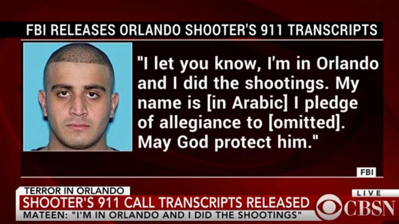 FBI: Orlando Shooter 'Radicalized Domestically'