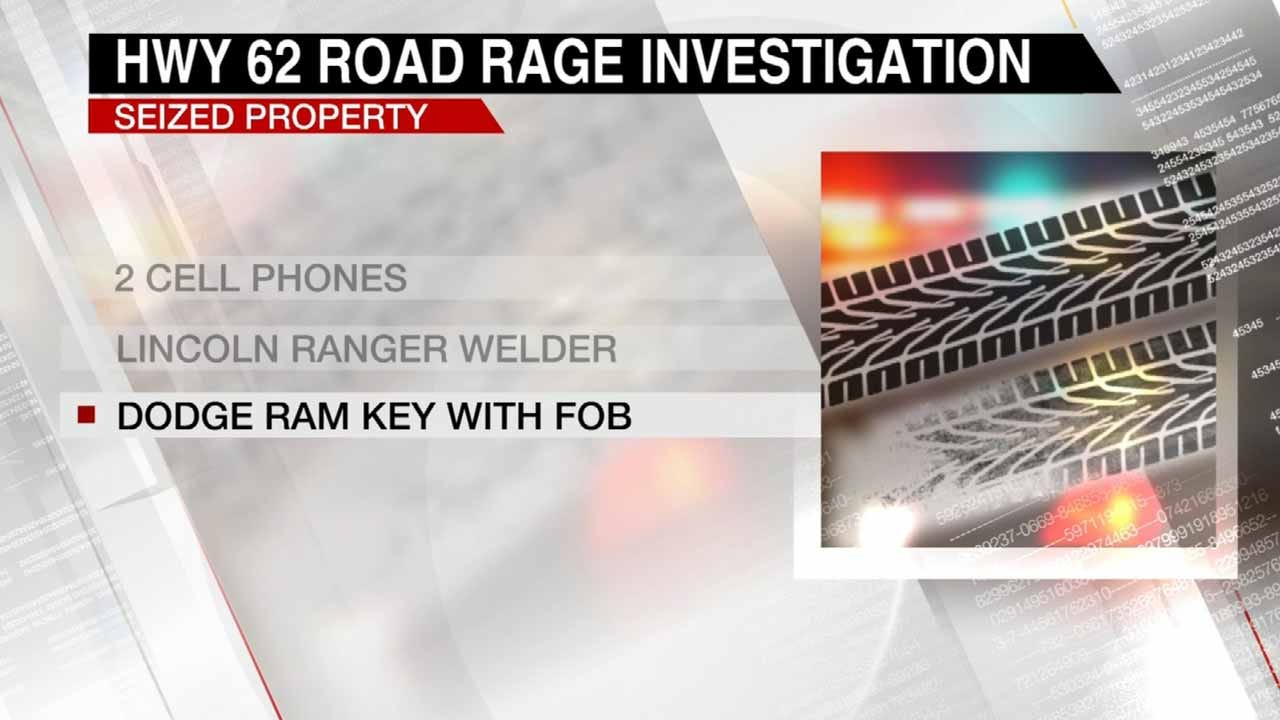 Muskogee Police Have Person Of Interest In Road Rage Incident