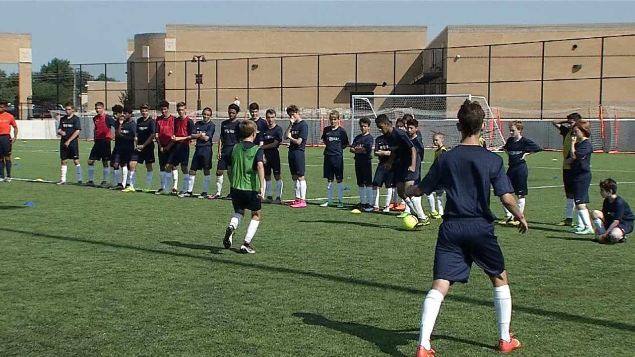 FC Barcelona Camp Comes To Tulsa