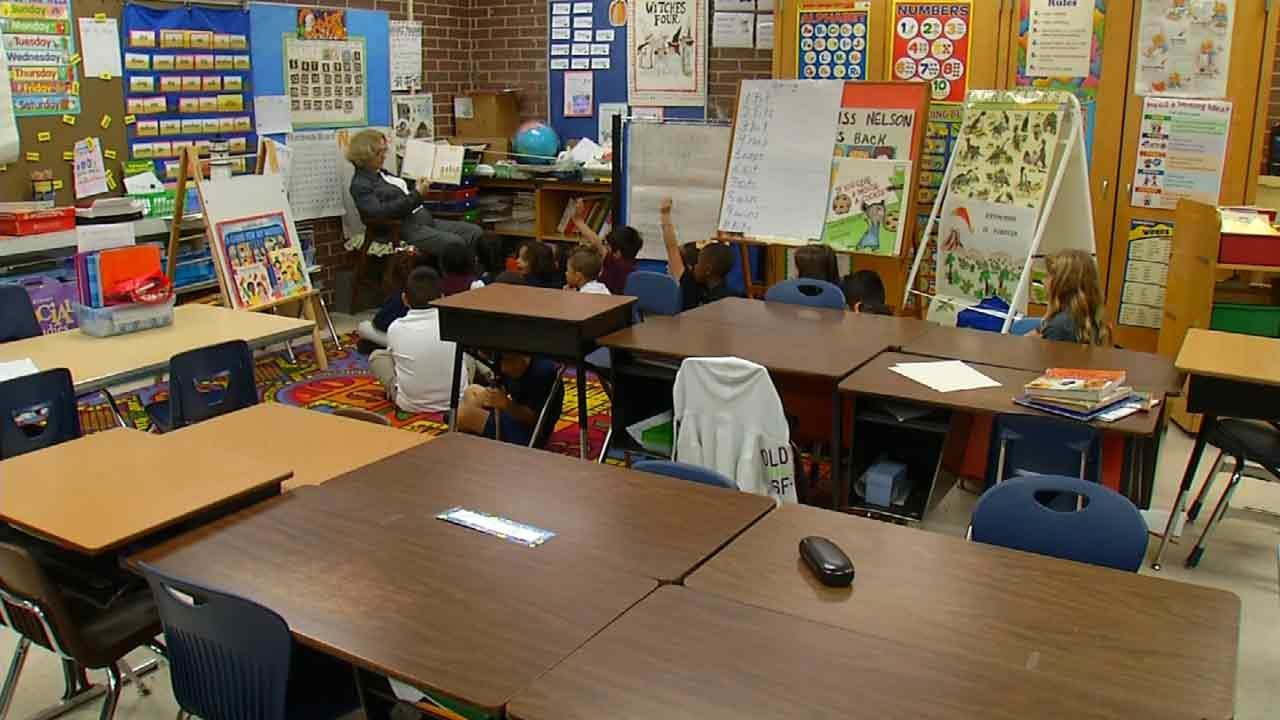 Tulsa Parents Express Concerns With Increased Kindergarten Class Sizes