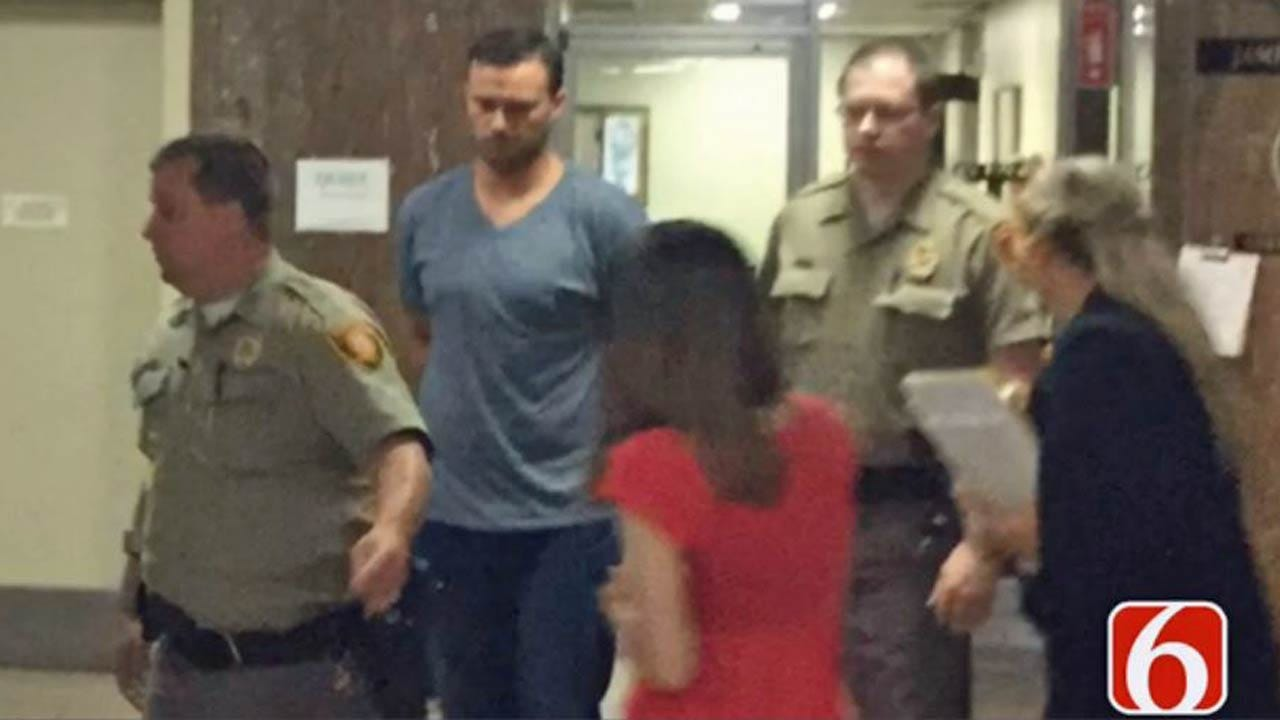 Appeal Overturned; Steven Wade Jameson Back In Custody