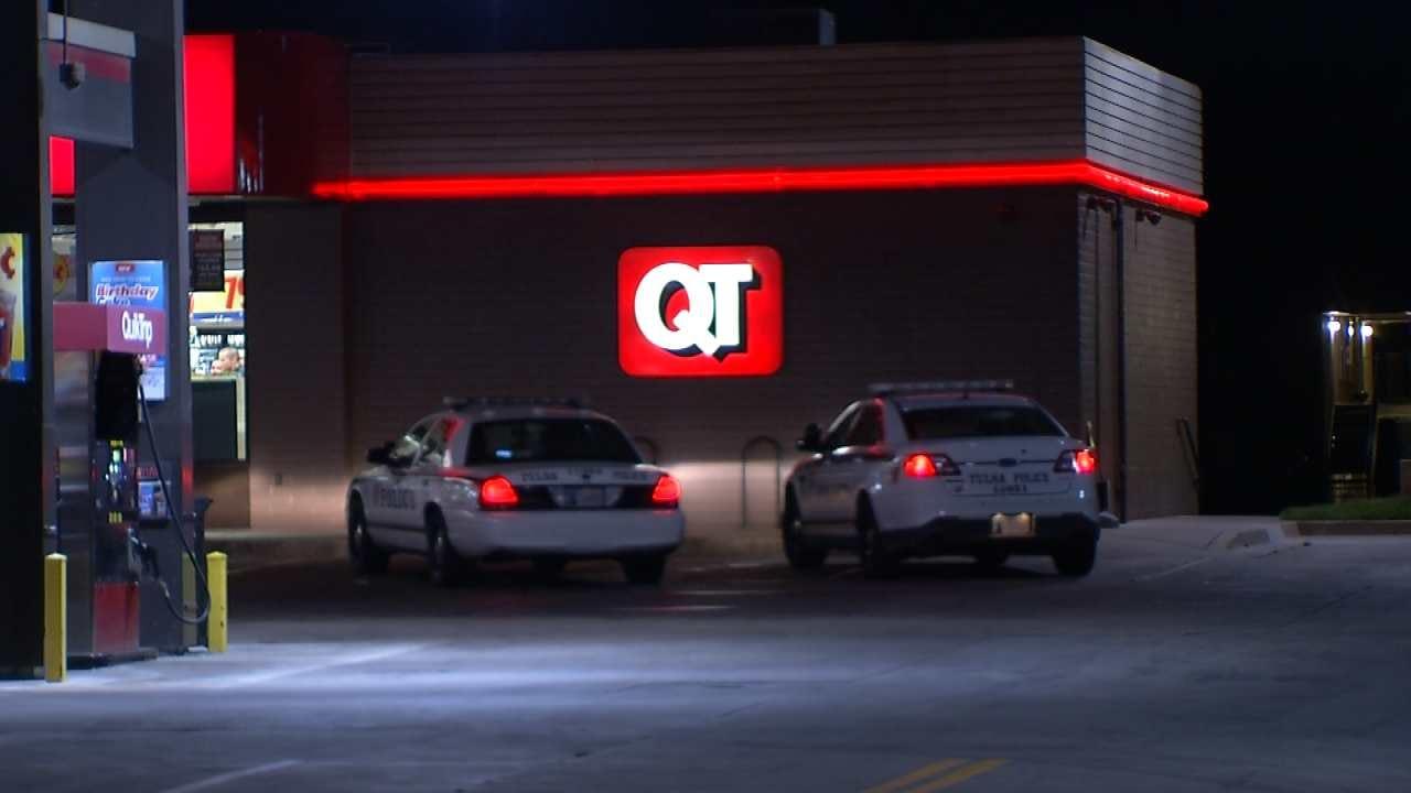 Police: Four Teens Use Long Knife To Rob Tulsa QuikTrip