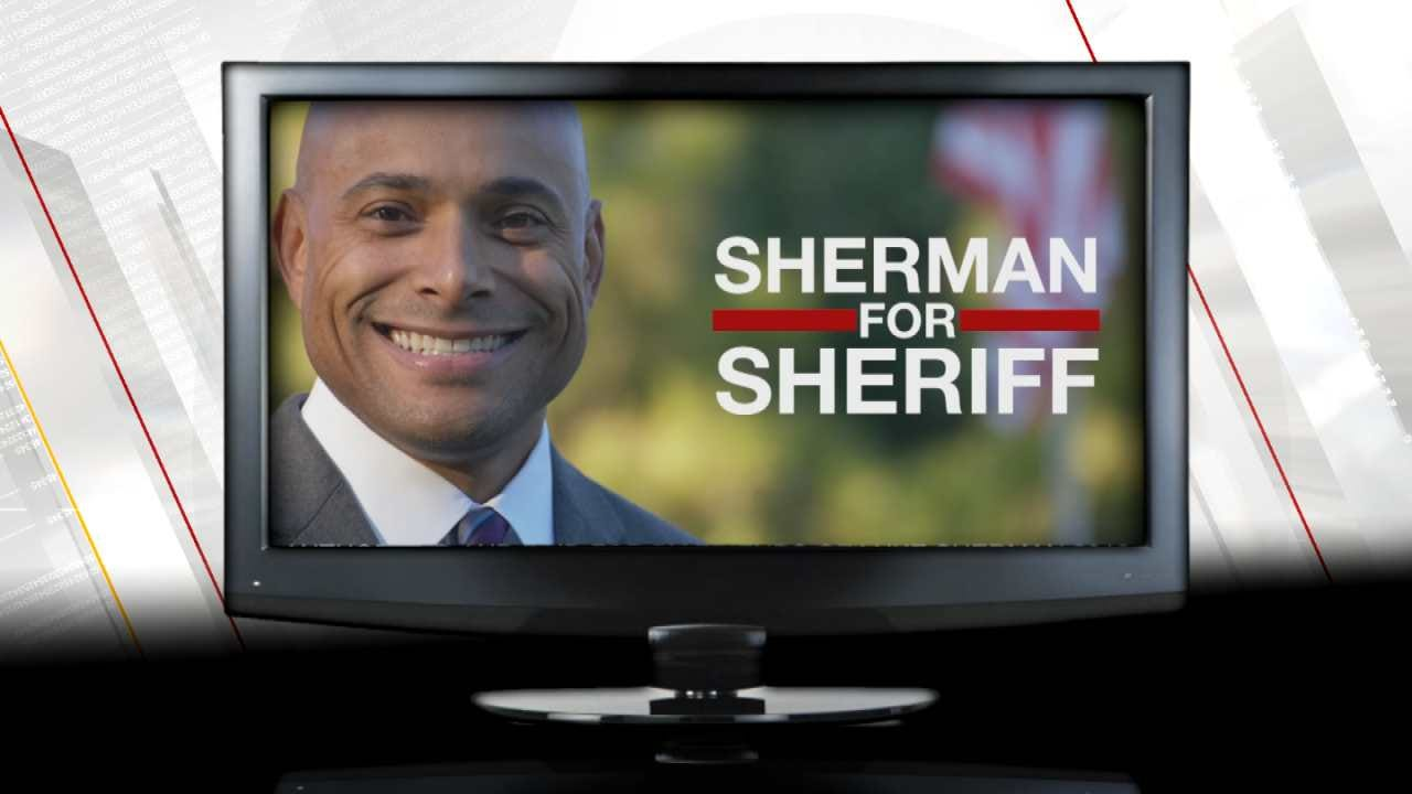 Tulsa County Sheriff Candidate Agrees To Changes In Controversial TV Ad