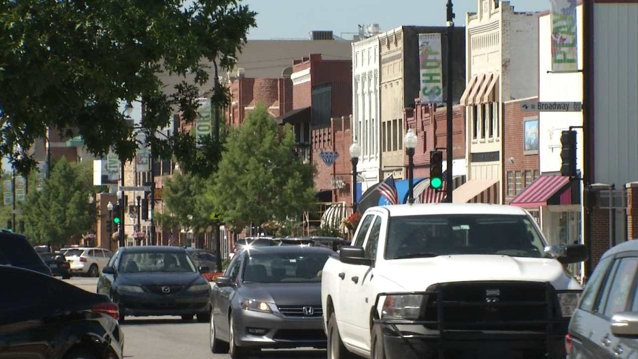Broken Arrow's Rose District Transforming Project By Project