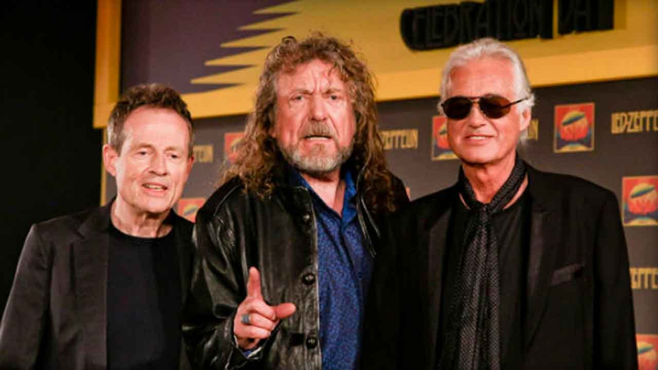 Jury: Led Zeppelin Did Not Steal Opening To 'Stairway To Heaven'