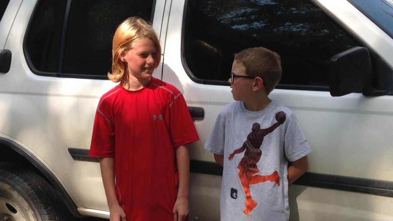 Seven-Year-Old SE Kansas Boy Saves Friend's Life