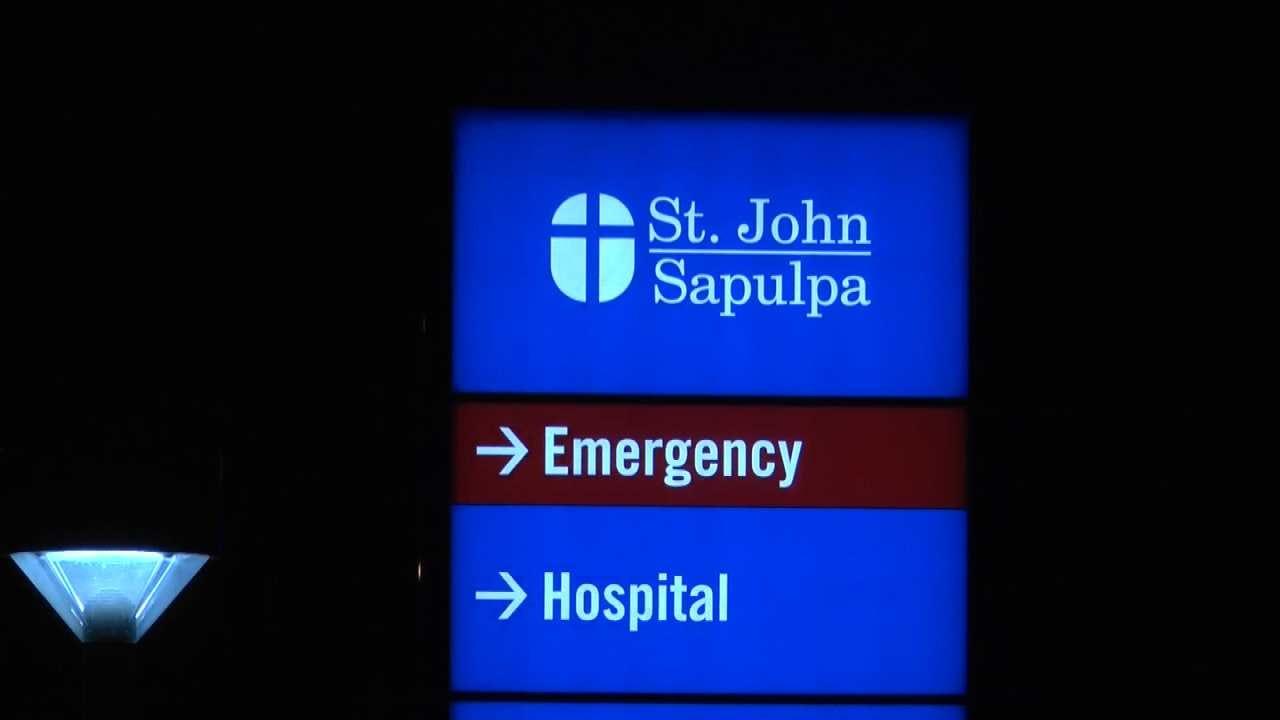 Shooting Victim Shows Up At Sapulpa Hospital
