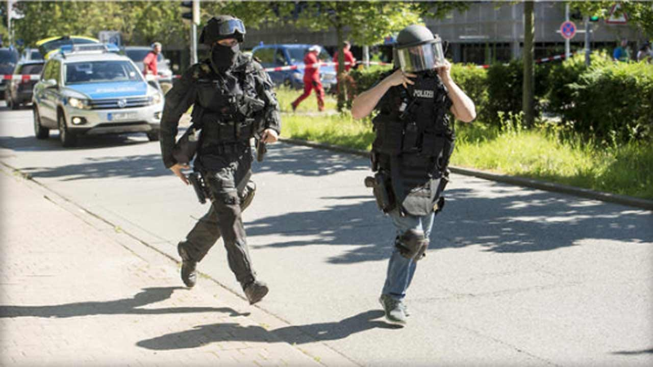 Suspect In German Movie Theater Attack Shot Dead