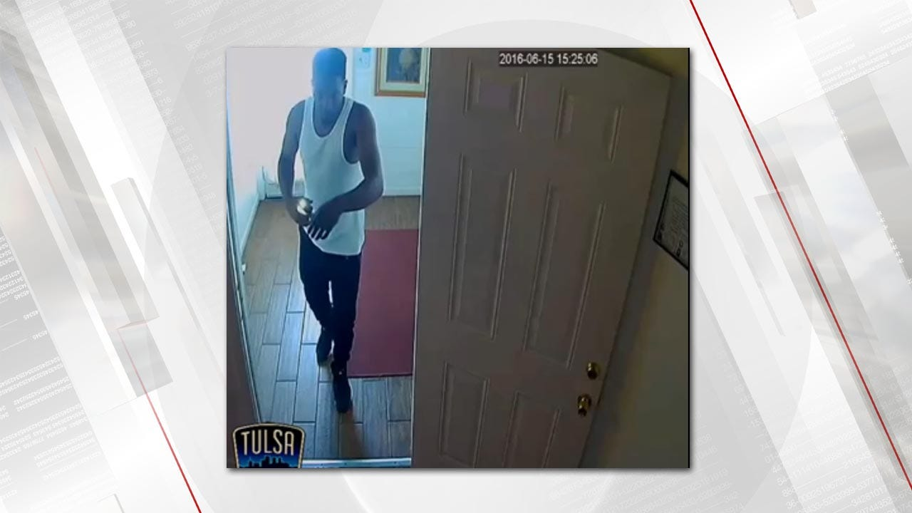 Tulsa Police Need Help To ID Suspects In Massage Parlor Robberies