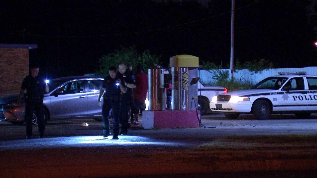 Gunfire Hits Car Parked Outside Tulsa Car Wash