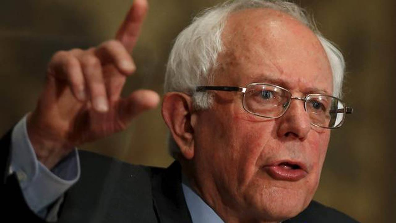 Recuperating Sanders Says He May Slow Down Campaigning Pace