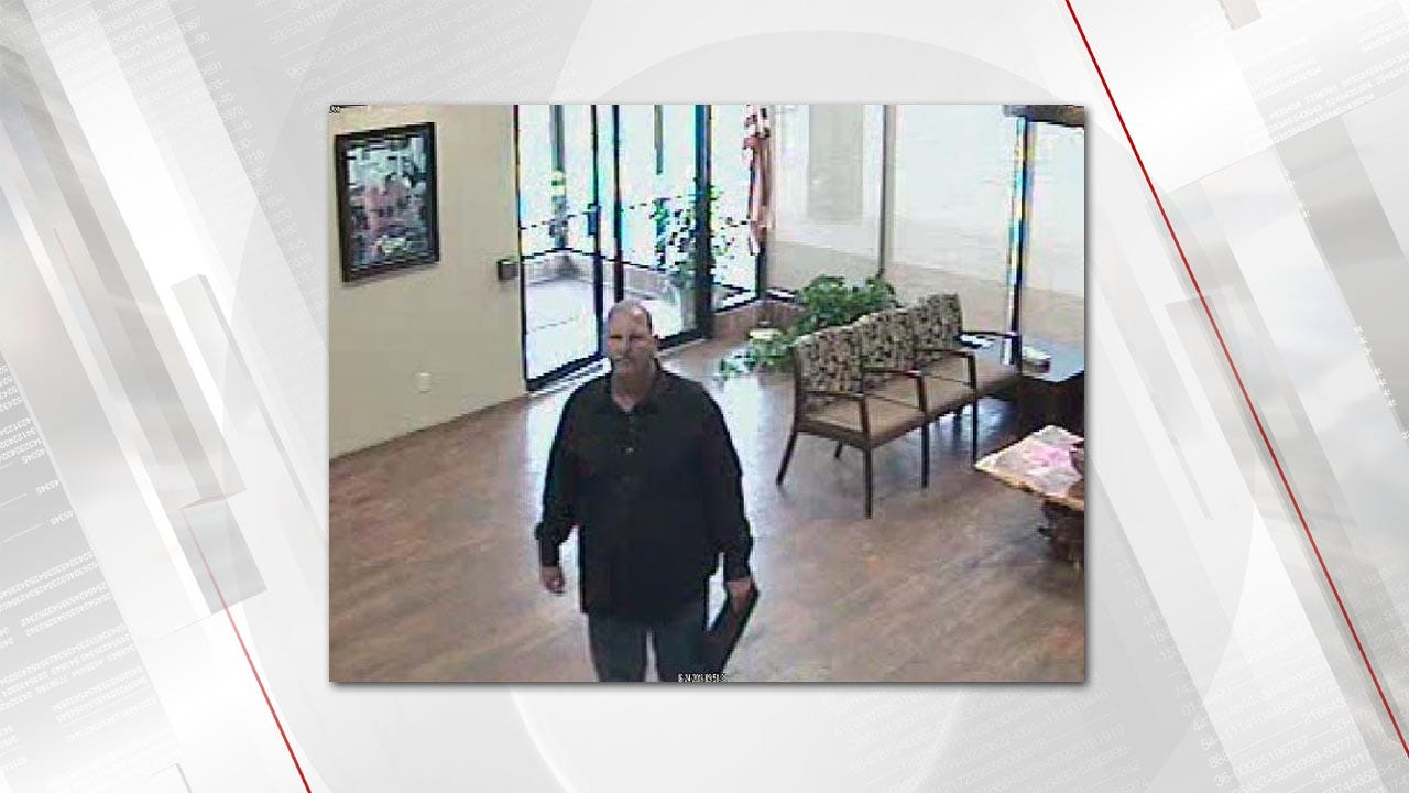 Serial Robber Strikes Fairfax Bank, FBI Says