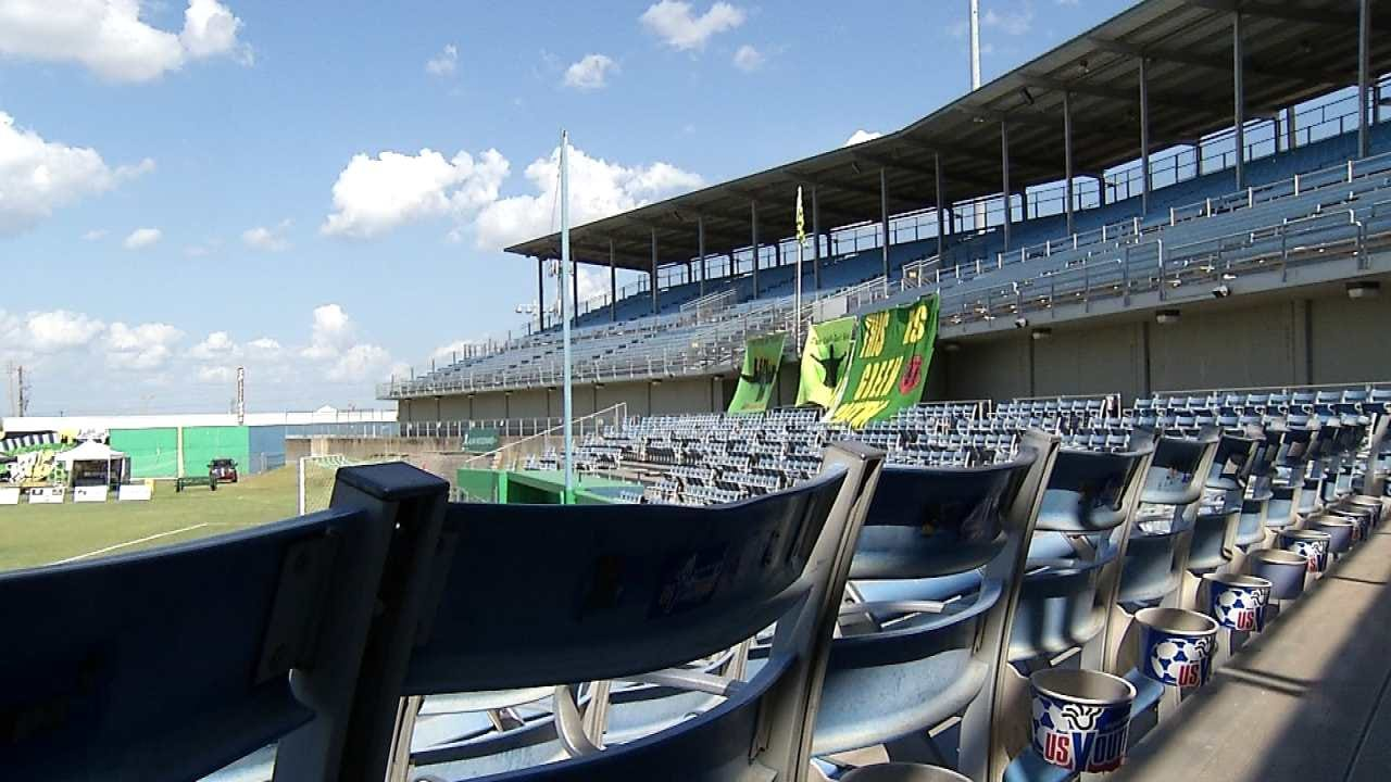 Drillers Stadium Gets Grand Farewell