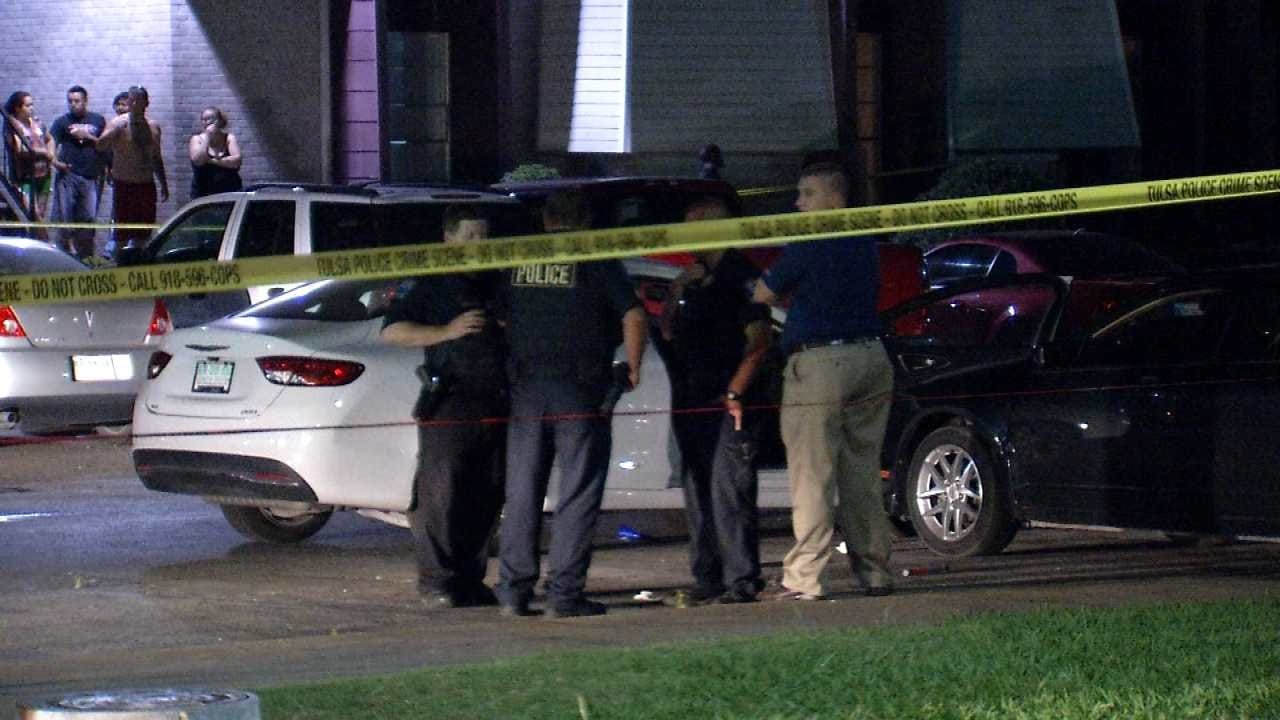 Police: Woman Run Over, Critically Injured In Altercation At Tulsa Apartment Complex