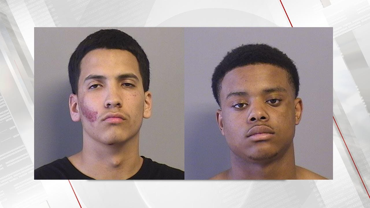 Two Teens Arrested For Murder In Tulsa, BA Carjacking Spree