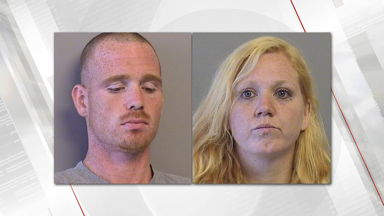 Lost 4-Year-Old Leads Tulsa Police To Arrest Parents
