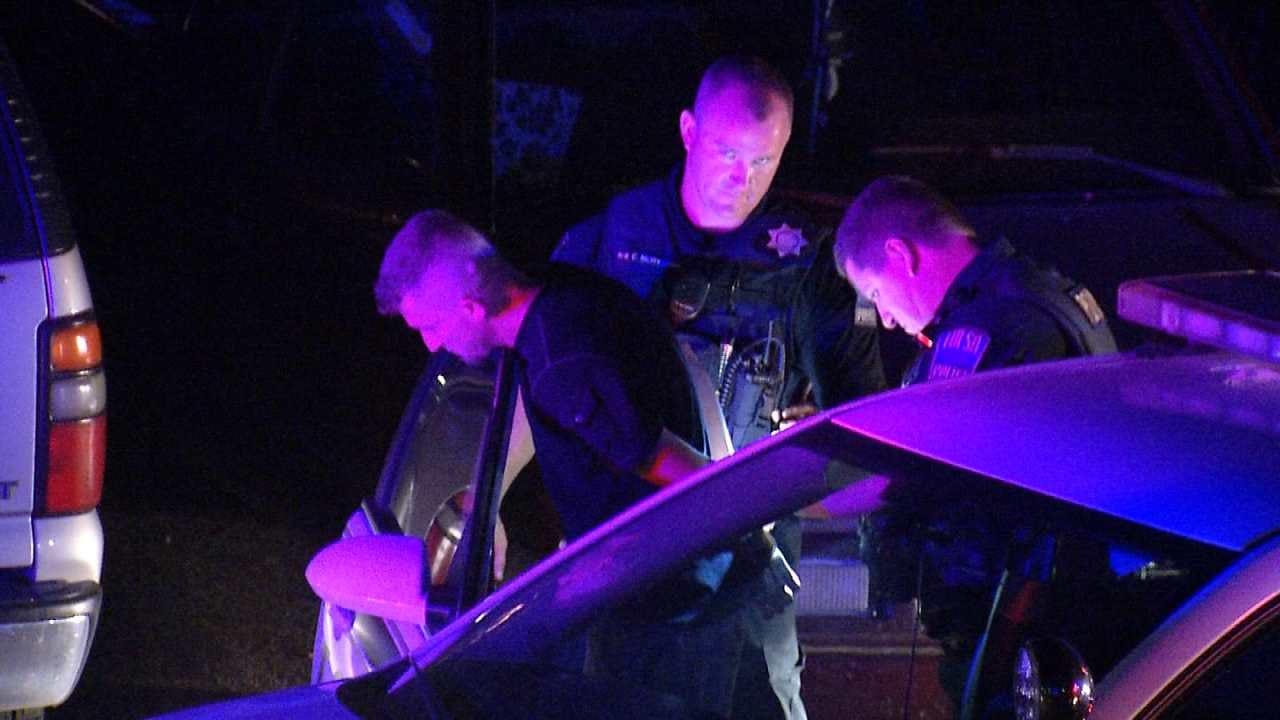 Tulsa Police: Alcohol-Fueled Driver Hits Pickup, Flees Arrest
