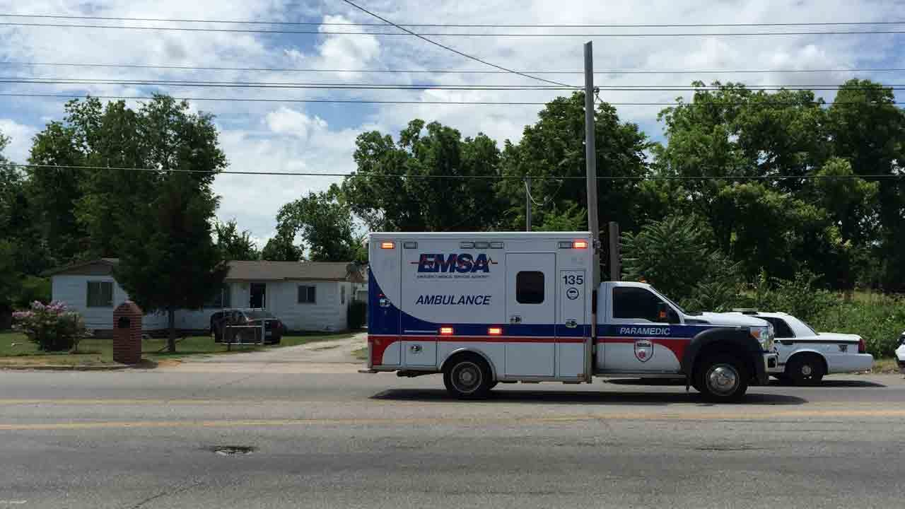 Woman Hit In Foot In Tulsa Drive-By Shooting