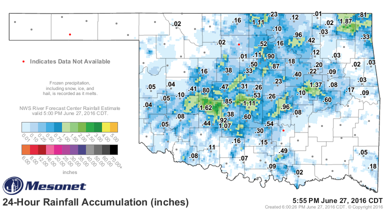 Dick Faurot's Weather Blog: Ozone Alert For Tuesday