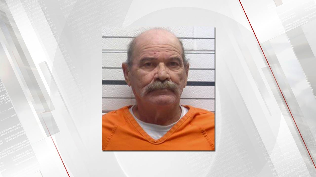 73-Year-Old Creek County Man Arrested, Accused Of Raping Teen
