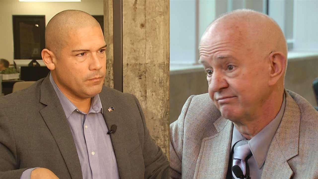 Regalado, Berry To Rematch In November For Tulsa County Sheriff