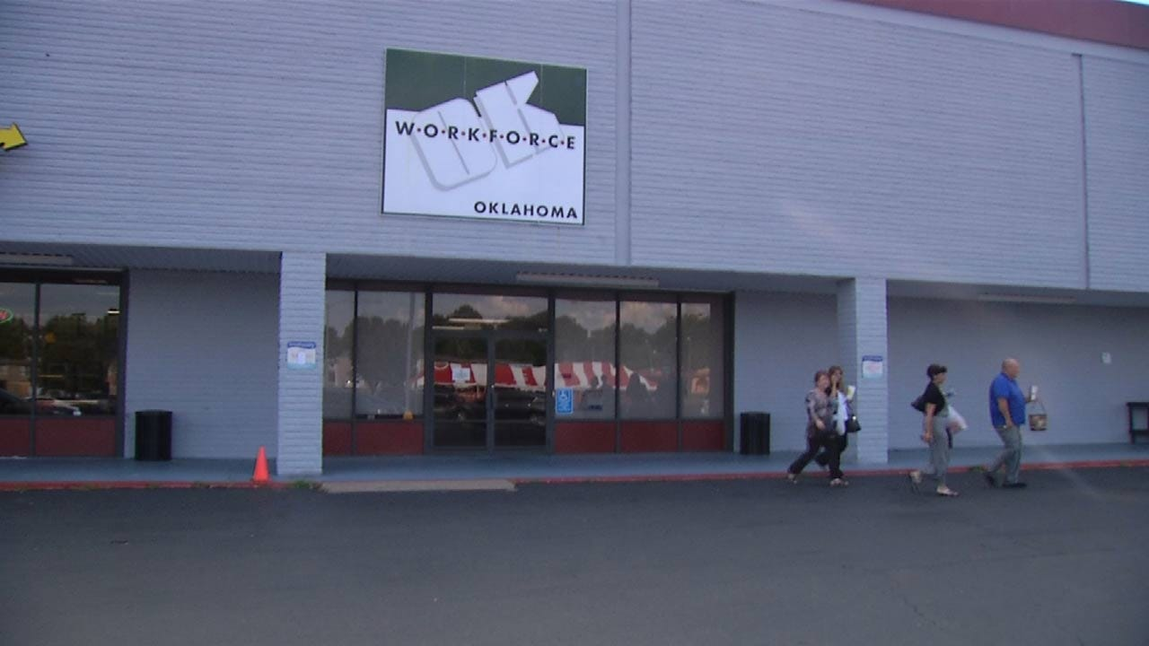 As OK Unemployment Rises, Workforce Centers See Funding Cut