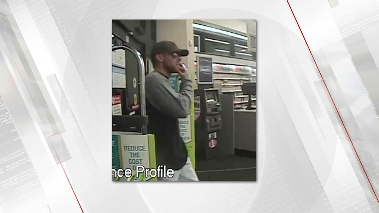 BA, Henryetta Police Release Photo Of Robbery Suspect