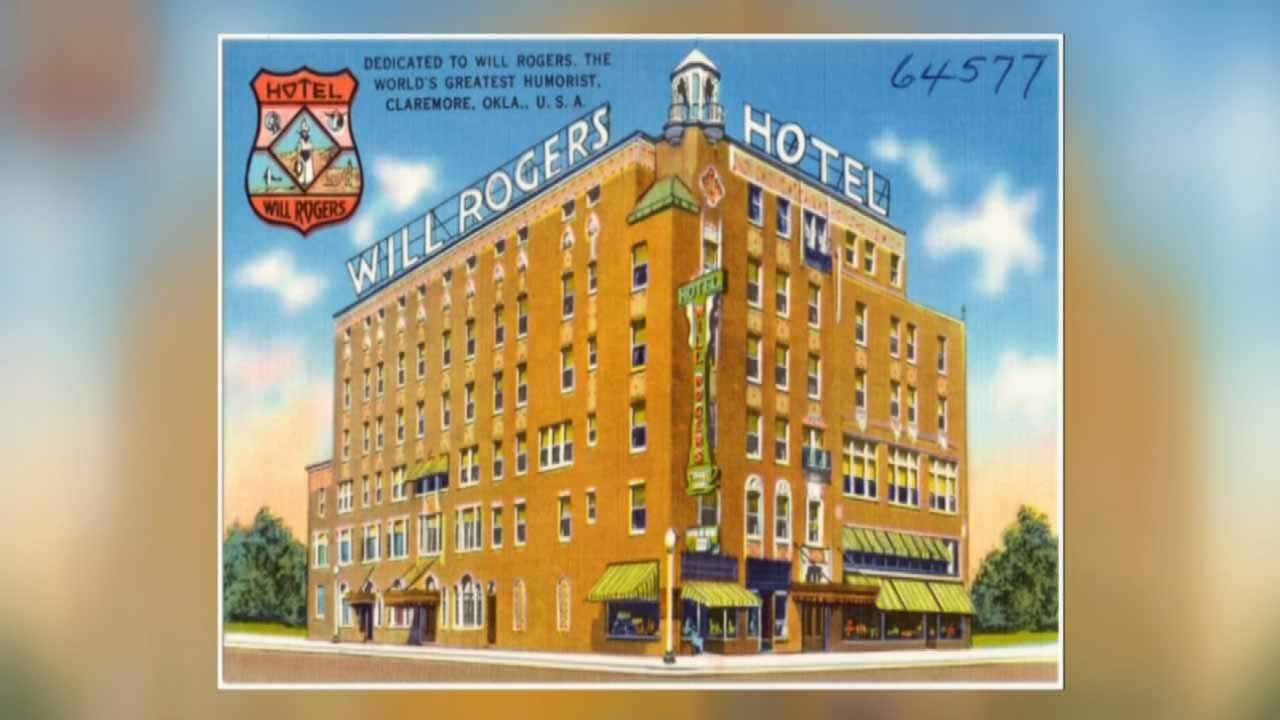 Developers Bring New Life To Historic Claremore Hotel