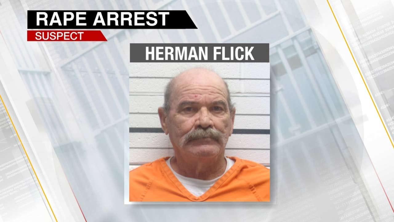 'Disturbing Crime:' Creek County Sheriff On Alleged Rape Of 14 Year Old