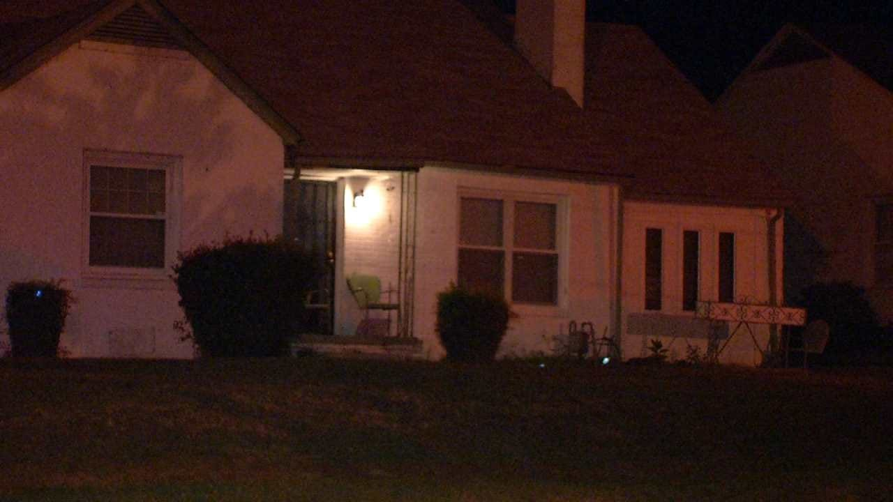 Flying Glass Injures Two-Year-Old After Gunfire Hits Tulsa Home