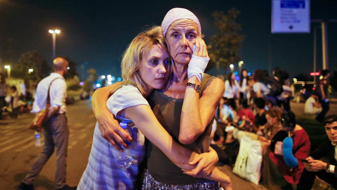Suicide Bombers Kill 41, Wound Hundreds At Istanbul Airport