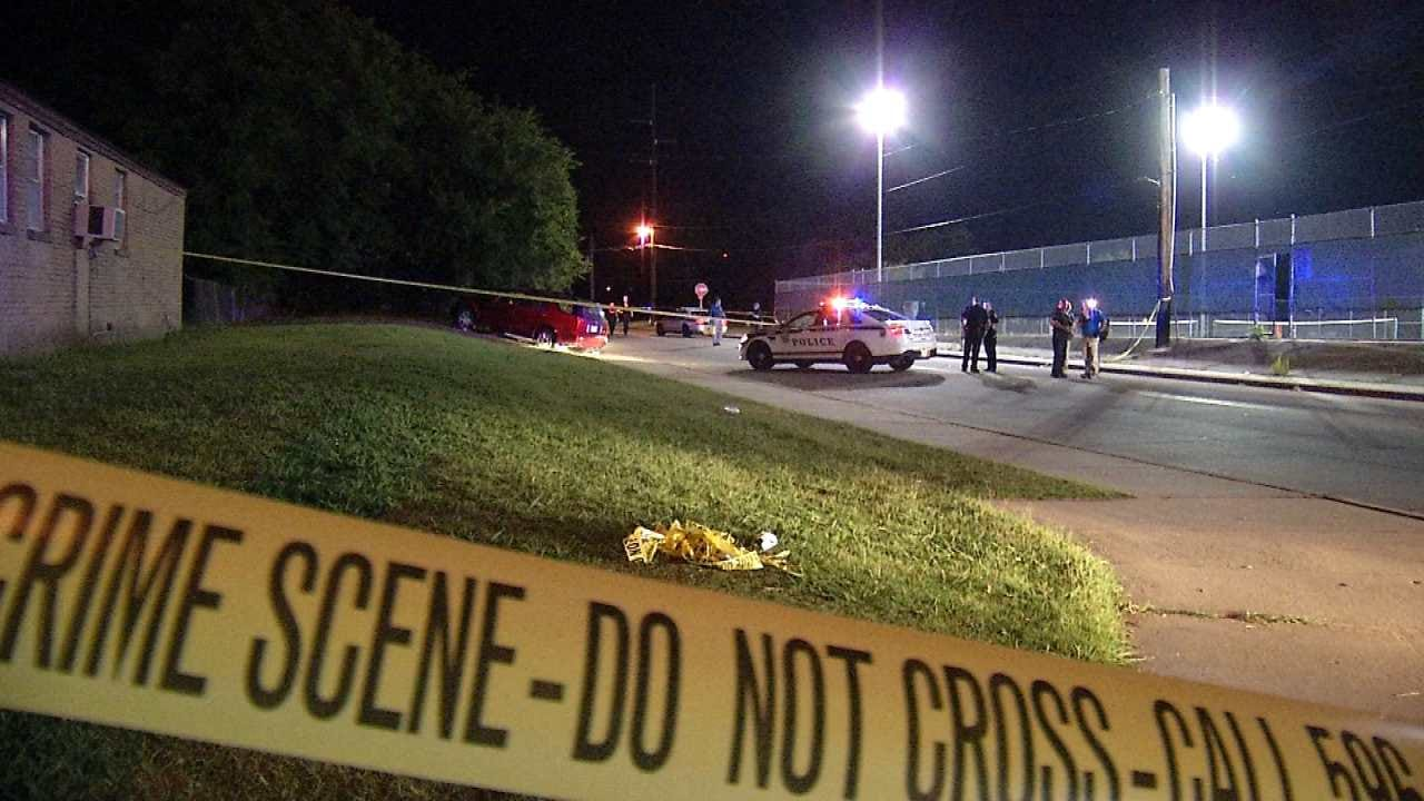 Tulsa Police Search For Gunman After Teenagers Shot, One Fatally