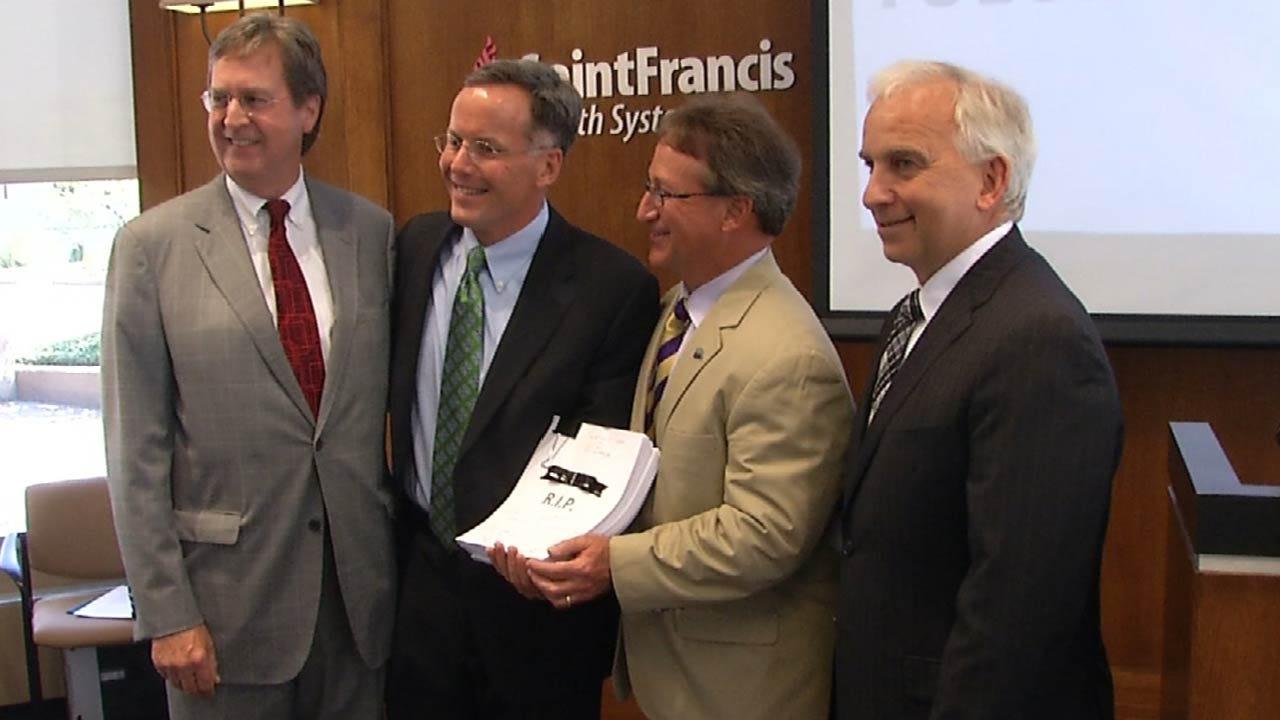 Williams Remaining In Tulsa To Impact Philanthropic Community