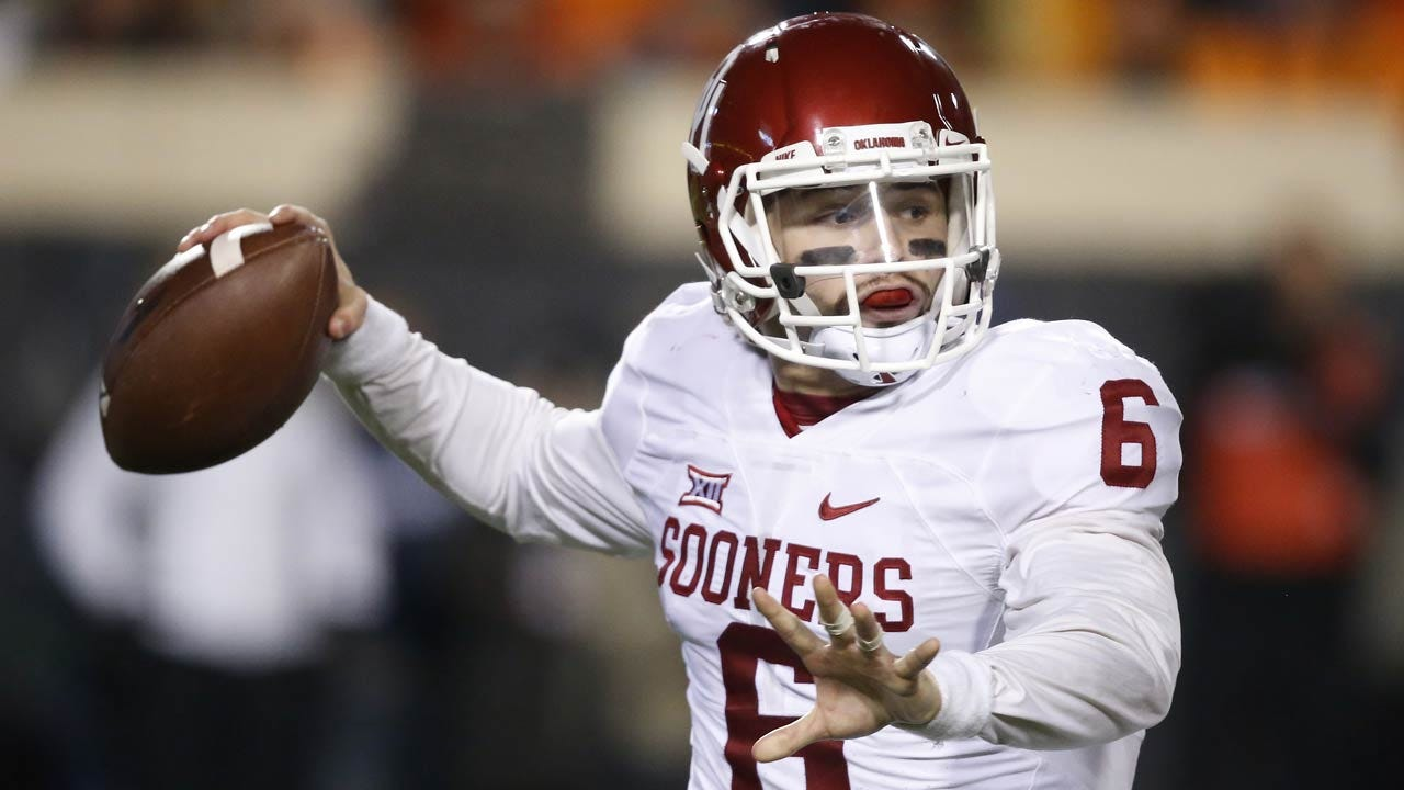 Baker Mayfield To Face Former Team In Week 7 When Sooners Visit Texas Tech