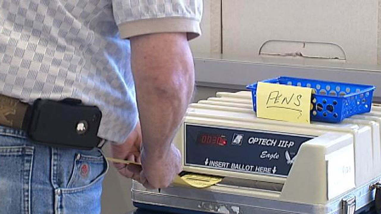 Last Day To Register To Vote In Oklahoma's June Primary Election