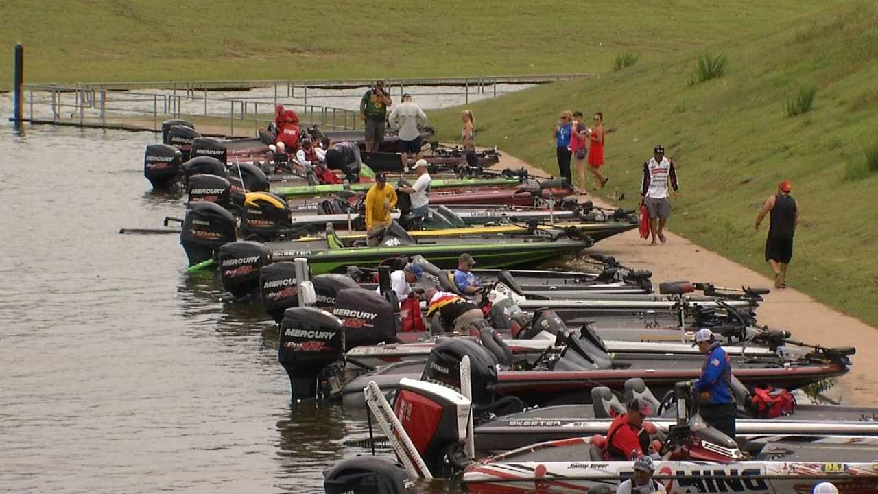 Muskogee Buzzing With Excitement During Bassmaster Open Series