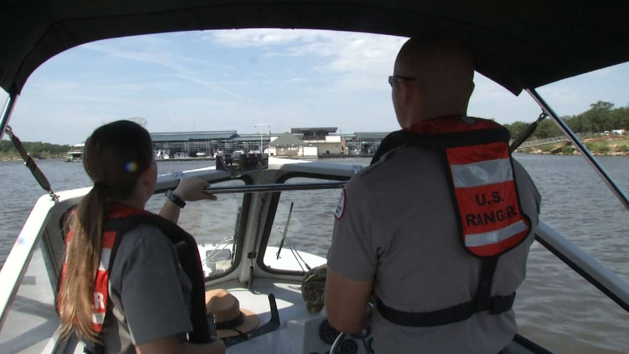 Corps Of Engineers Encourage Safety First On Tulsa Lakes This Holiday Weekend