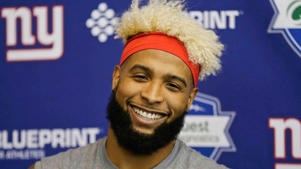 Giants WR Odell Beckham Jr. Has High Expectations For Teammate, Former Sooner Sterling Shepard