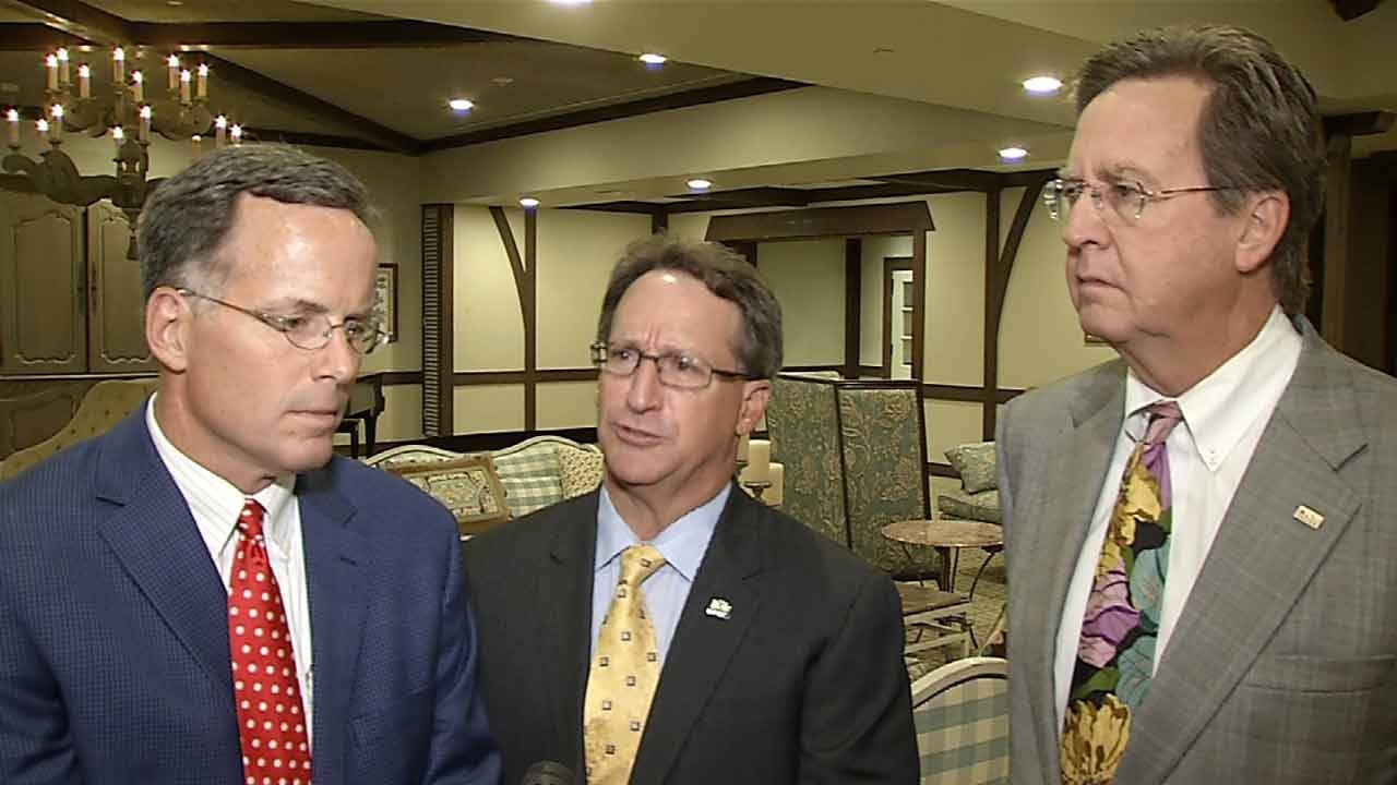 Tulsa Chamber 'Really Surprised' By Reports Of Williams Board Resignations