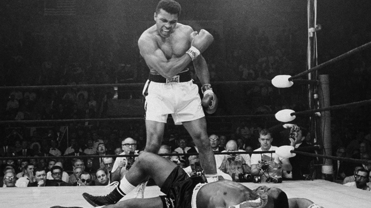 Float Like A Butterfly, Sting Like A Bee: Muhammad Ali, 'The Greatest,' Dies At 74