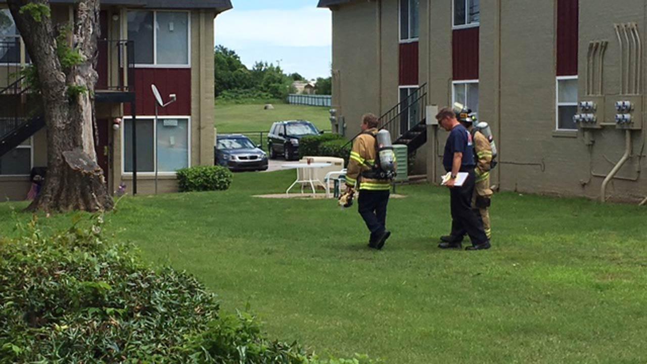 Odor Investigation Leads To Evacuations At Tulsa Apartment Complex