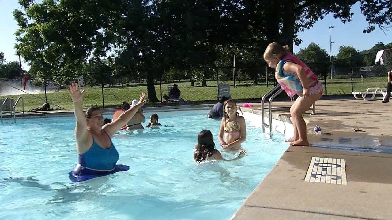Tulsa City Pools Opening For Summer, Fully Staffed With Lifeguards