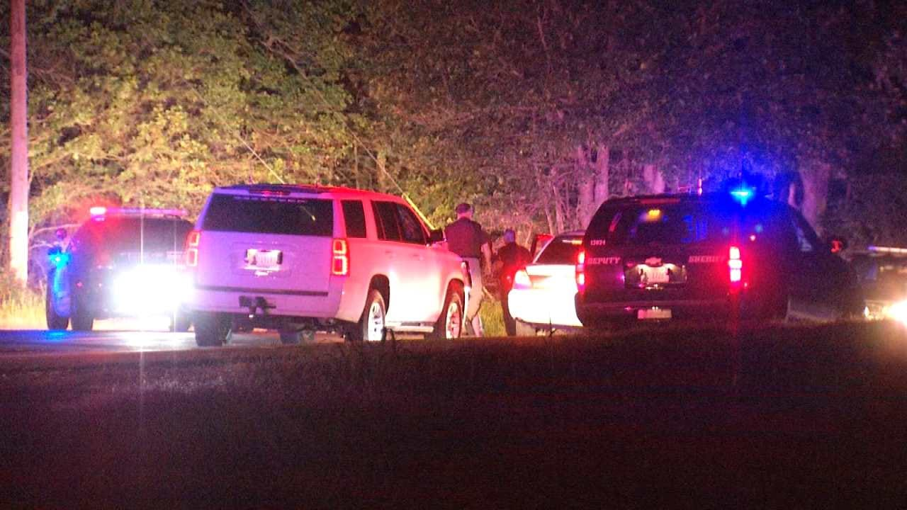 Suspect Tries To Run Over Locust Grove Officer, Police Say