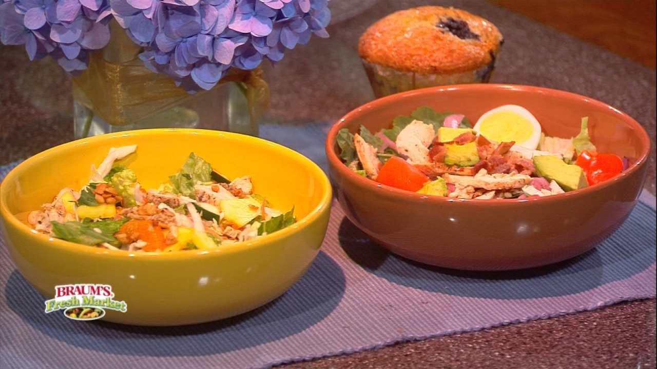 Asian Sesame Power Salad